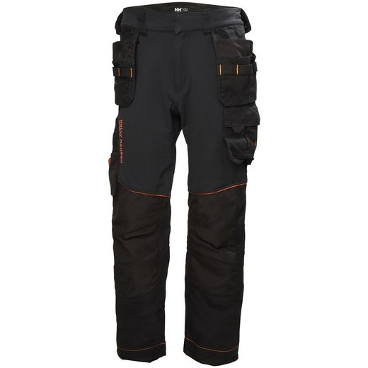 Helly Hansen HOUSUT STRETCH RT CHELSEA EVO MUSTA