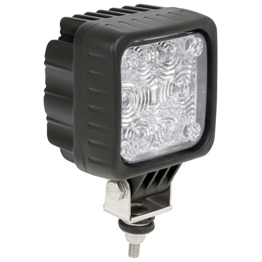 TRUKKIVALO LED BLUE SPOT 12/48V