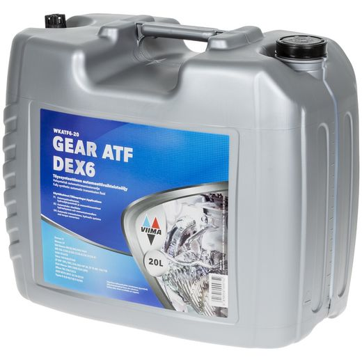 GEAR ATF DEX6 20L