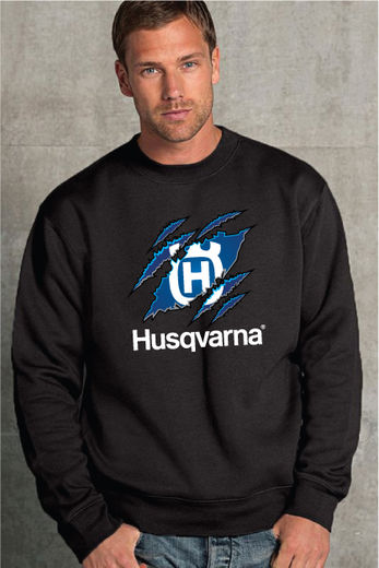 "Husqvarna college ""revitty""-look"
